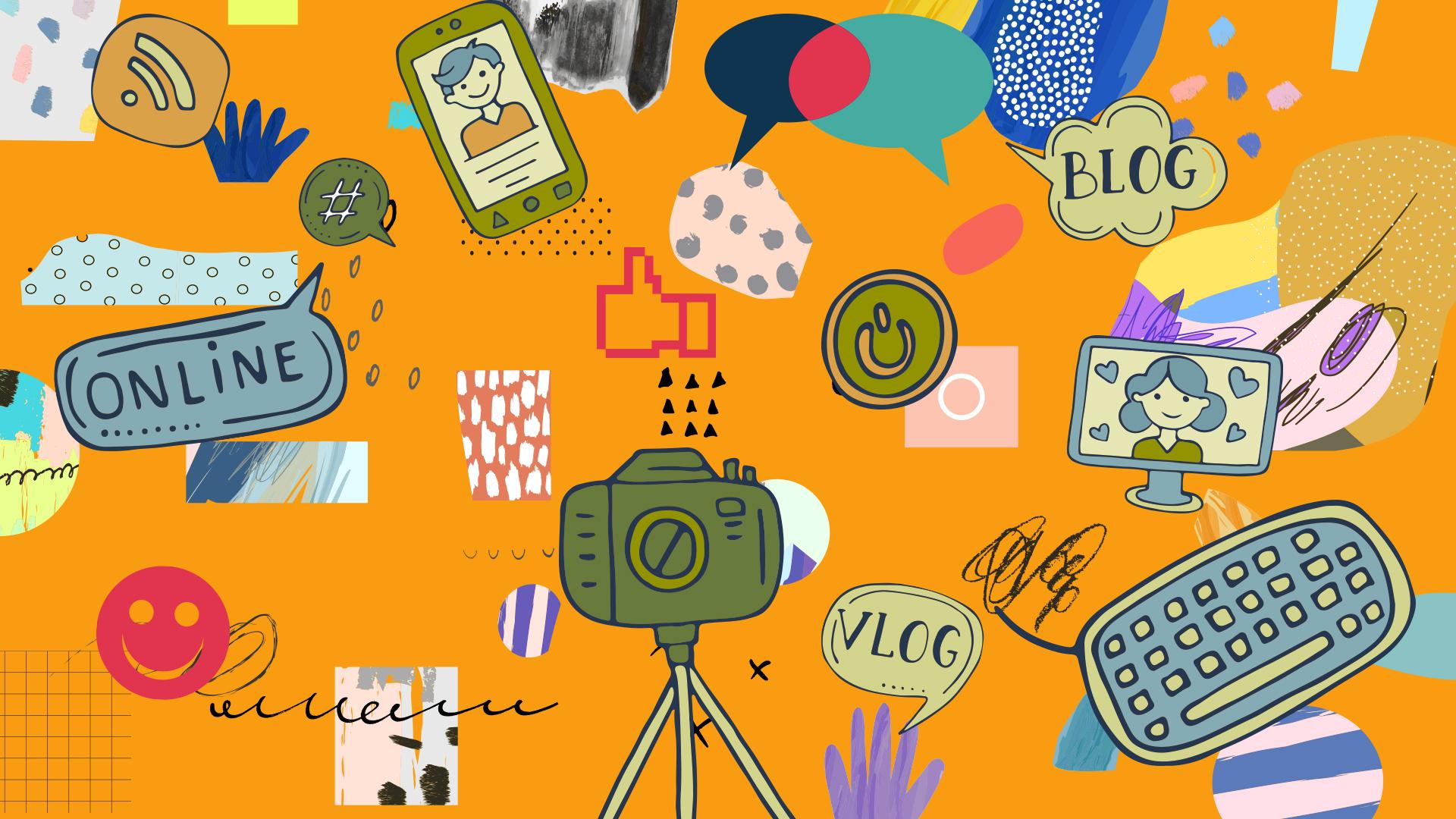 Дети-блогеры